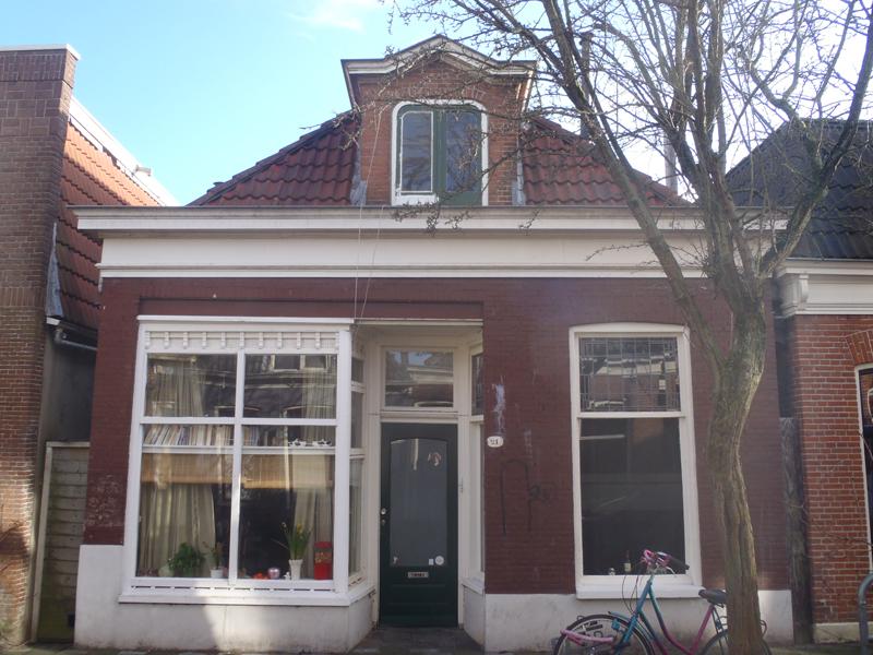 Mauritsdwarsstraat