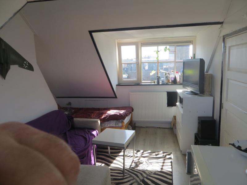Kamer Kruisstraat (14m2)